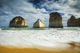 Sea Stacks, Childers Cove, Great Ocean Road, Australia