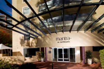 Canberra-Mantra on Northbourne